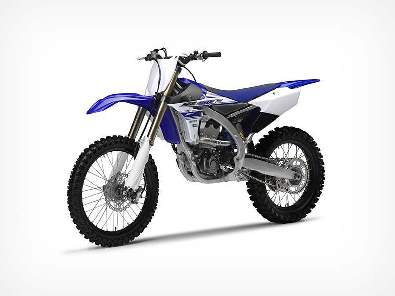 Yamaha YZ 450F 2016 : nova moto conta com controle de