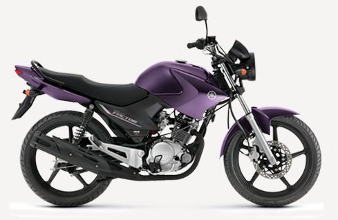 Yamaha Factor YBR125 ED