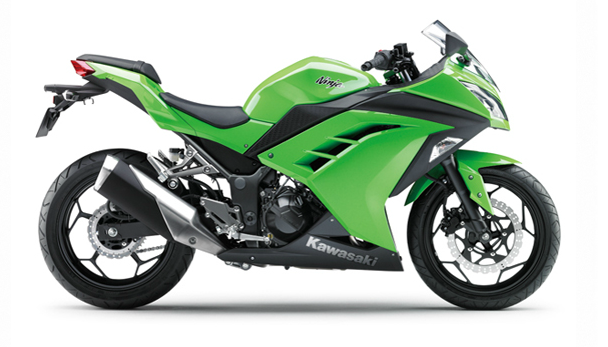 A Kawasaki Ninja 300 poderá chegar ao Brasil