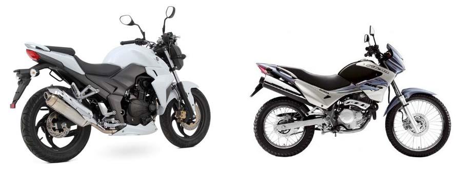 Honda e Dafra ganharam maior participação de mercado em junho