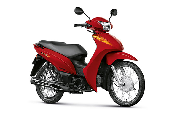 Consórcio Honda Biz 100