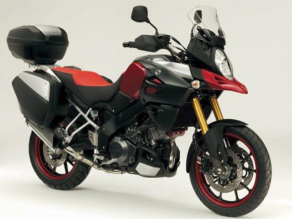 Consórcio para motos Suzuki