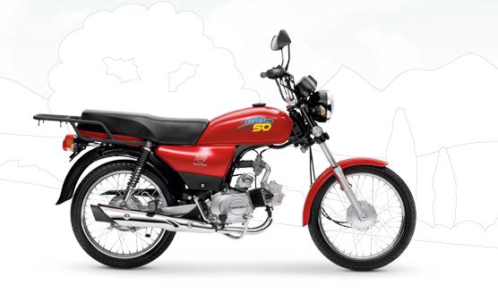 Em planos mais longos você pode pagar até R$83 por mês para ter a sua moto Dafra.