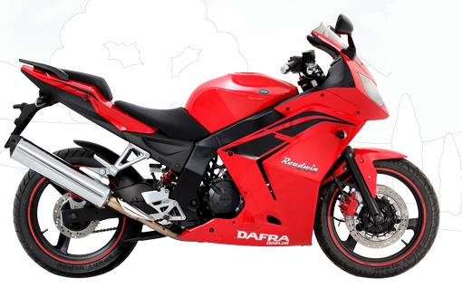 Dafra Roadwin 250R