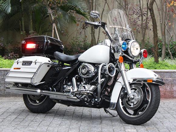 Harley-Davidson Police 2012