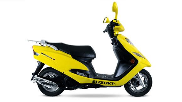 Suzuki Burgman i
