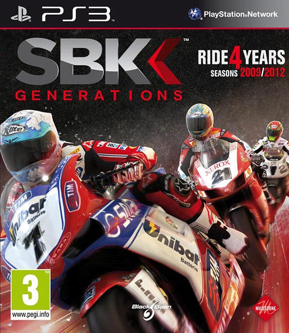 O SBK Generations é um jogo de corrida de motos para consoles de alta definição.