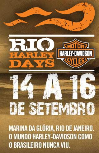 O evento traz aos motociclistas a oportunidade de fazer um test ride em uma moto Harley-Davidson.