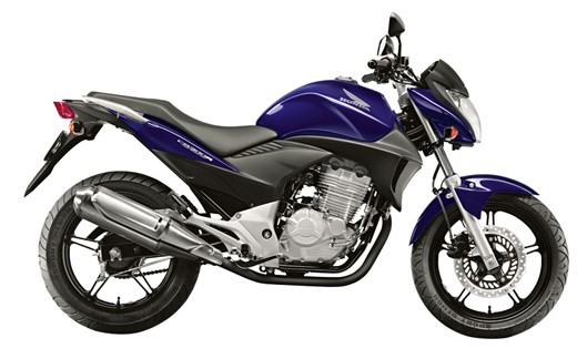 Honda: CB 300