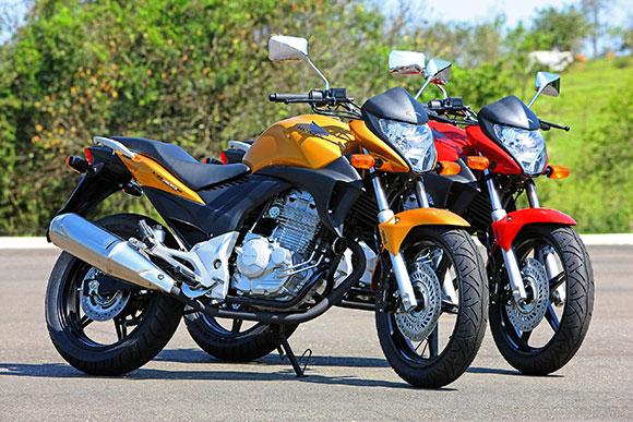 Cresce a venda de motos em janeiro de 2014