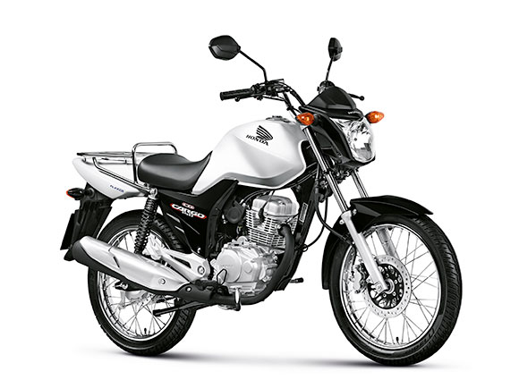 Honda CG Cargo ganha novos modelos