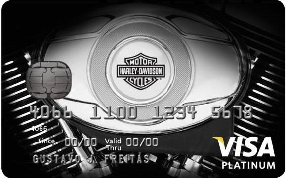 Cartão Harley-Davidson