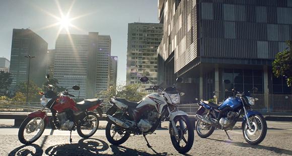 Comercial Honda CG 2014