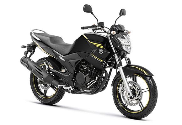 Nova linha Black Edition Yamaha
