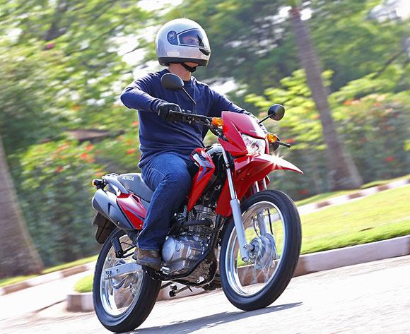 As vantagens de comprar uma moto pelo consórcio