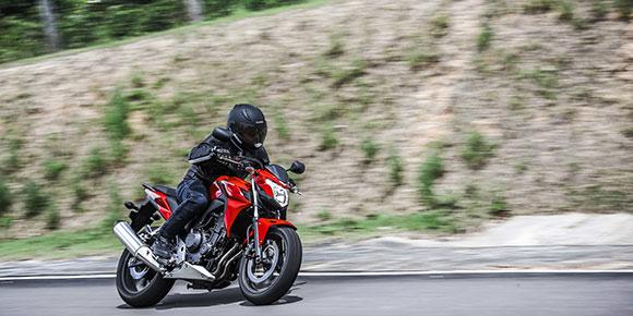 Consórcio Honda CB 500 R 2014 em até 70 meses