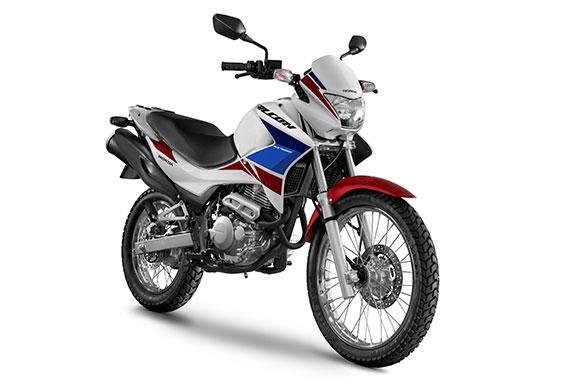 Honda lança NX 400i Falcon Special Edition