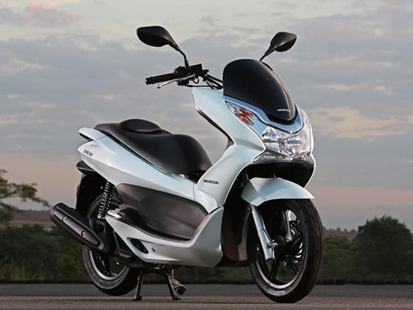 Consórcio Honda PCX 150