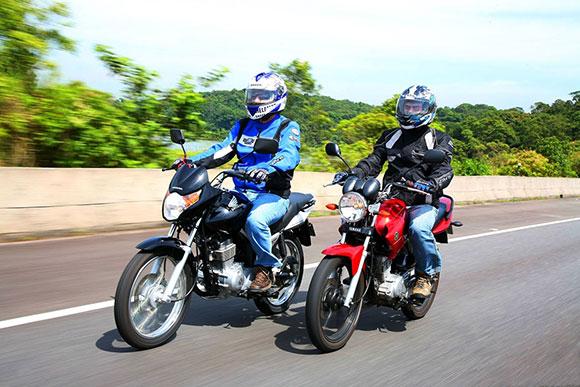Venda de motocicletas cresce em fevereiro