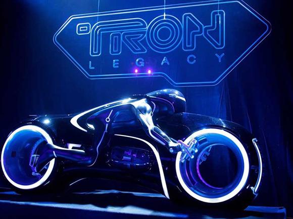 Moto Tron Legacy