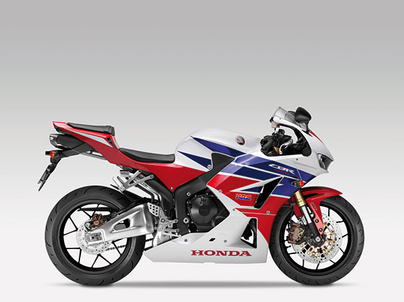 Nova Honda CBR 600RR