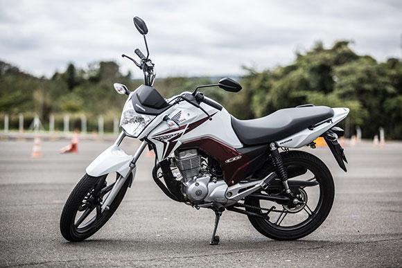 As motos mais vendidas no Brasil em novembro de 2013
