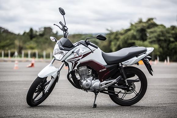 As motos mais vendidas no Brasil em setembro de 2013