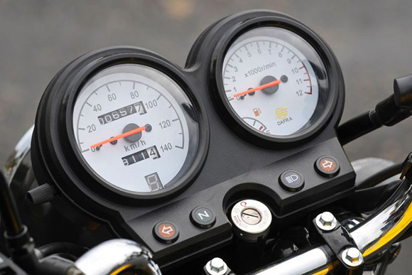 Painel Dafra Speed 150