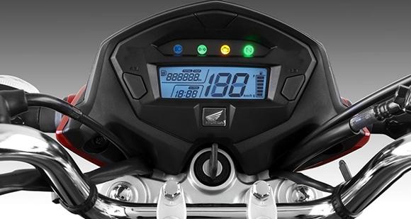 Painel Digital Honda CG 2014