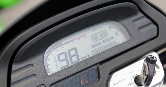 Painel Honda NX 400i Falcon