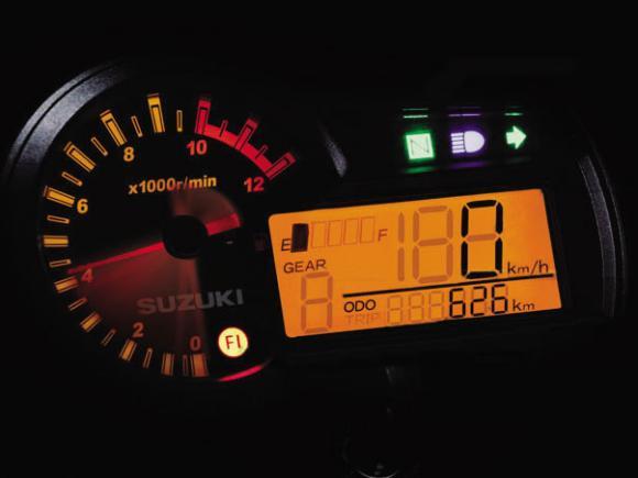 Painel Suzuki GSR 125S