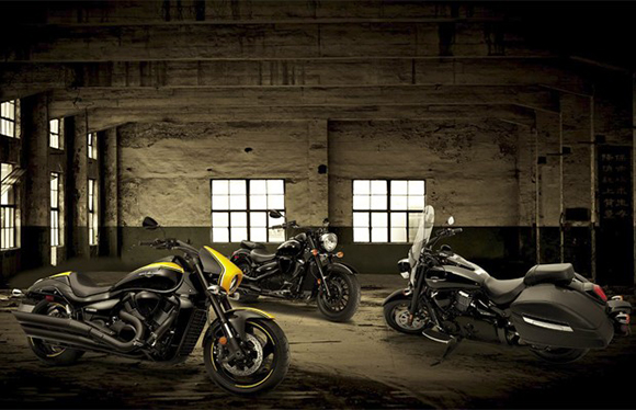 Motos Suzuki Boss