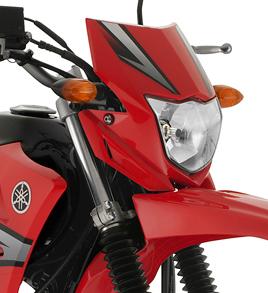 Yamaha XTZ 125: