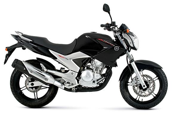 Consórcio Yamaha Fazer 250