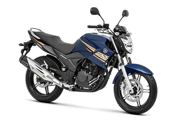 Consórcio Yamaha Fazer YS 250 BlueFlex
