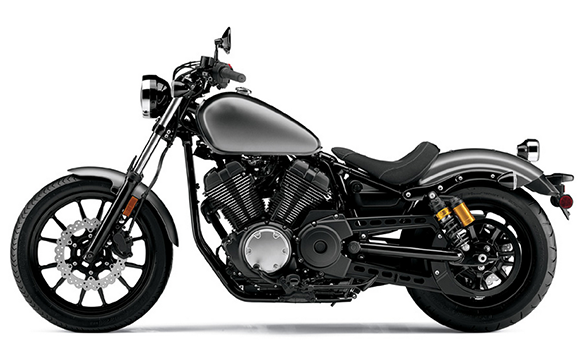 Yamaha Star Bolt 2014