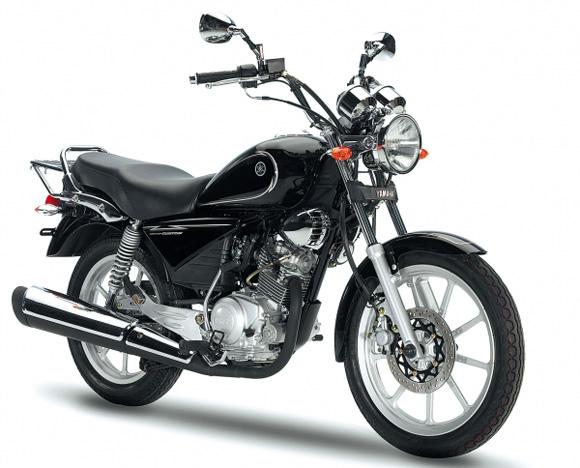 Consórcio Yamaha YBR 125