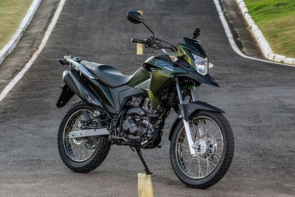 Nova Honda XRE 190 (Foto: Divulgação)