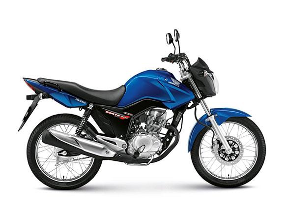 Honda produz 4 milhões de motos Flex no Brasil