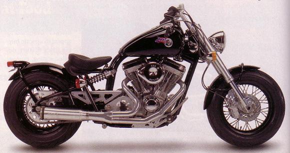 Motos Bobbers