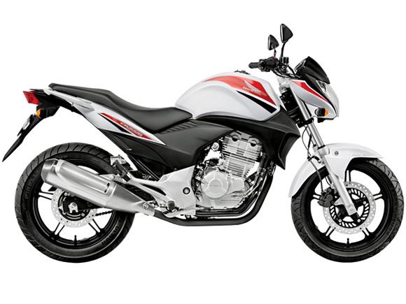 Honda lança versão limitada da CB 300R