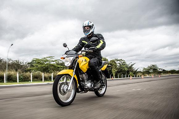 Cresce a venda de motos no Brasil no primeiro trimestre