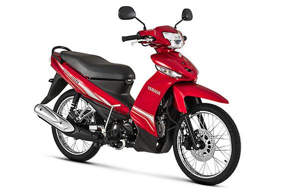 Yamaha Crypton 2014