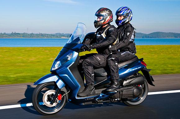 Faça uma revisão na moto antes de viajar