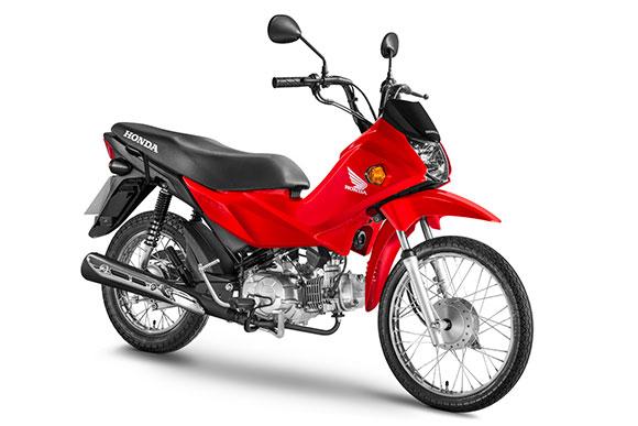 Honda Pop 110i (Foto: Divulgação)