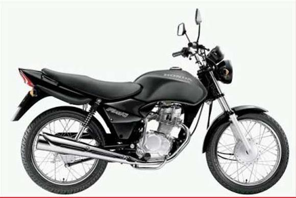 As motos mais roubadas em 2011