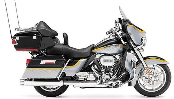 Crescem vendas globais da Harley-Davidson