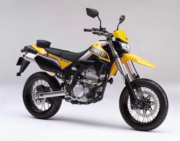 Kawasaki D Tracker X