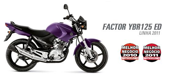 Yamaha Factor YBR125