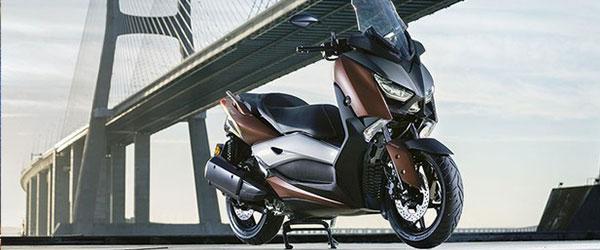 Lançamento: conheça o novo Yamaha X-Max 300